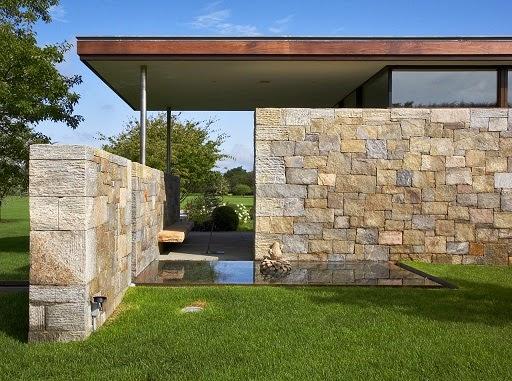 Piedra de pizarra para fachadas interesting placa de for Fachadas de pizarra