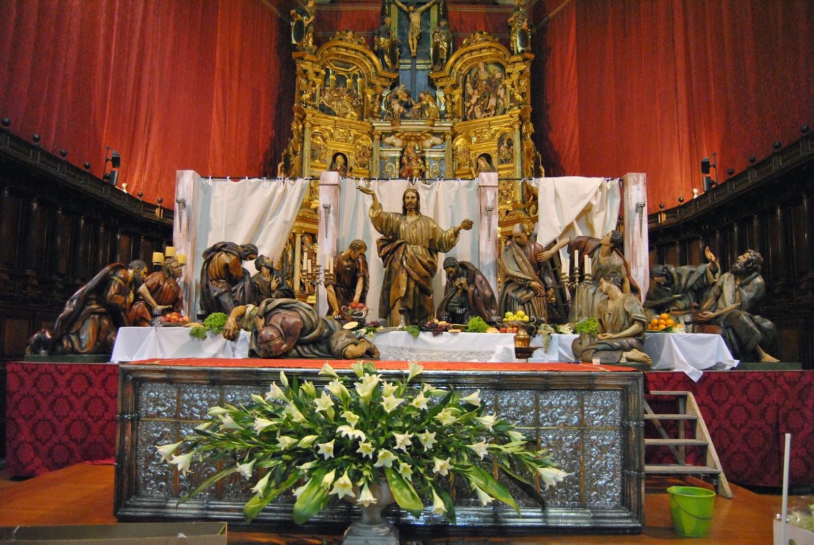 Arte en valladolid semana santa en valladolid el paso de - Decoracion en valladolid ...