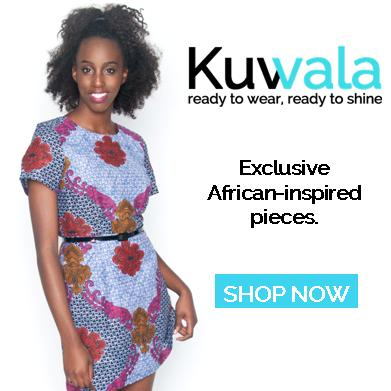 SHOP AFRICAN INSPIRED DESIGNS