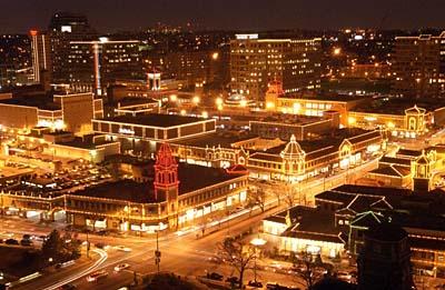 Plaza Lighting 2015 Info By KCMB News Kansas City