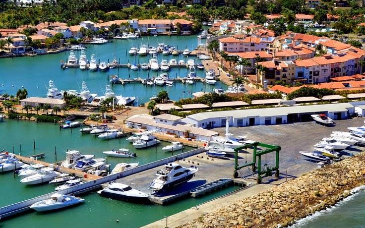 La Marina De Casa De Campo El Resort M S Lujoso Del