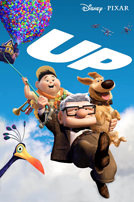 Películas Disney clásicas (y no tan clásicas) - Pixar Up+2