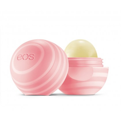 eos Visibly Soft Lip Balm Sphere review