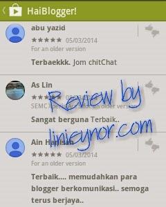 apps hai blogger