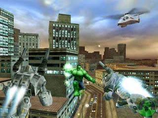 The Incredible Hulk: Ultimate Destruction Ps2 Iso Mega Ntsc Descargar Juegos Para PlayStation 2
