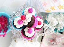 Fin fina cupcakes