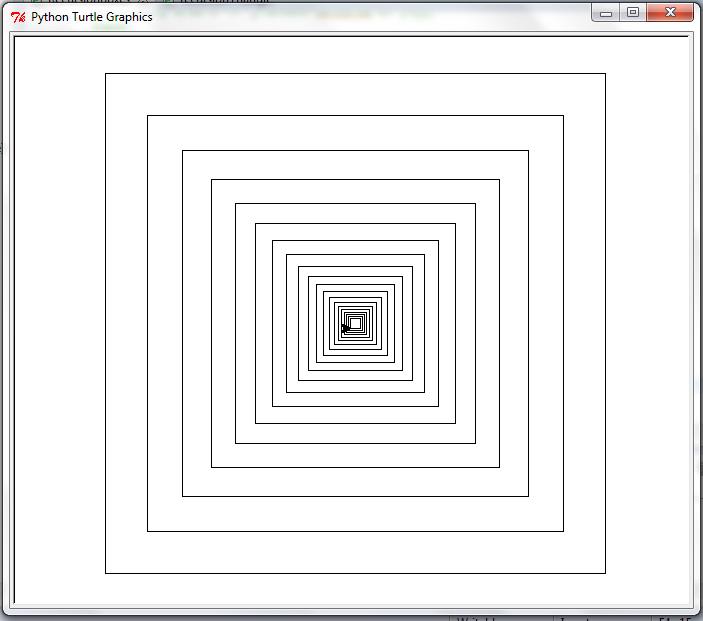 how to draw triangles program in c ascii