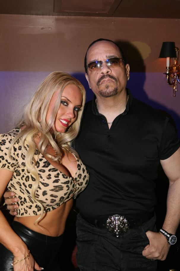 ice t wife coco bio. Ice-T and Coco are the new