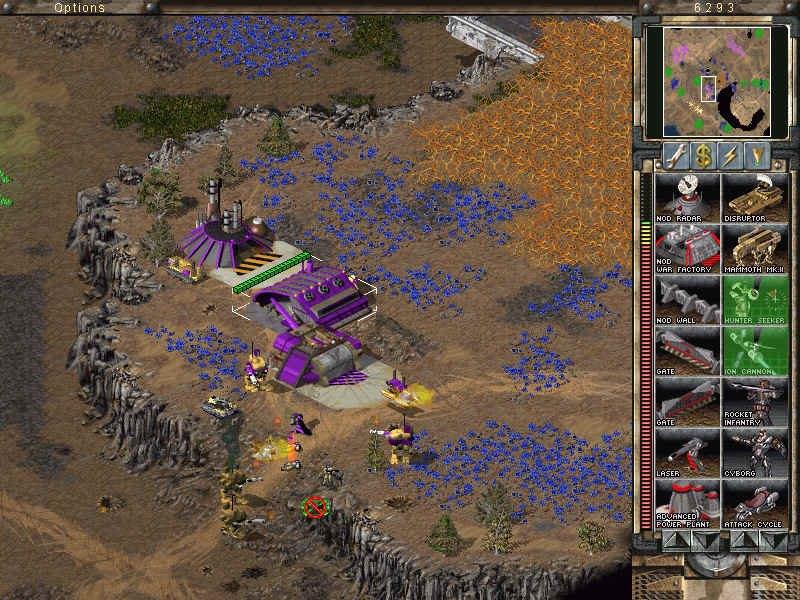 Fever4game tiberian sun 2002