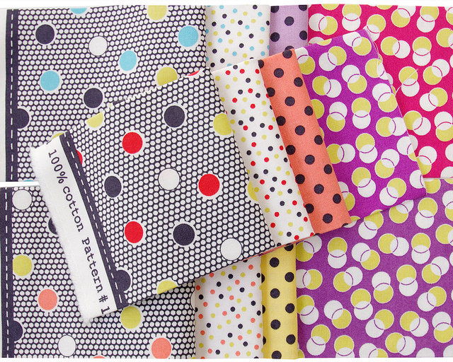 Gardenvale - dots - by Jen Kingwell for Moda Fabrics   Red Pepper Quilts