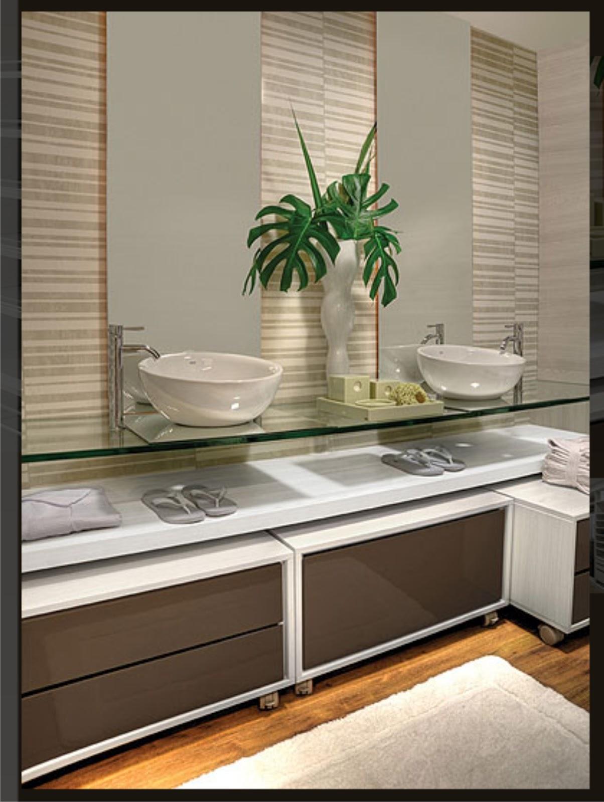 UmQuarto Móveis: Bancada para Banheiro. #C47107 1204x1600 Banheiro Com Bancada