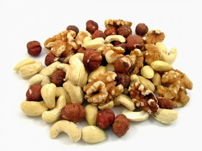 The case for nuts: Healthiest snack in the cupboard