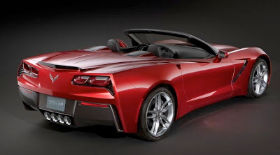 2014 Chevrolet C7 Corvette Stingray Convertible!