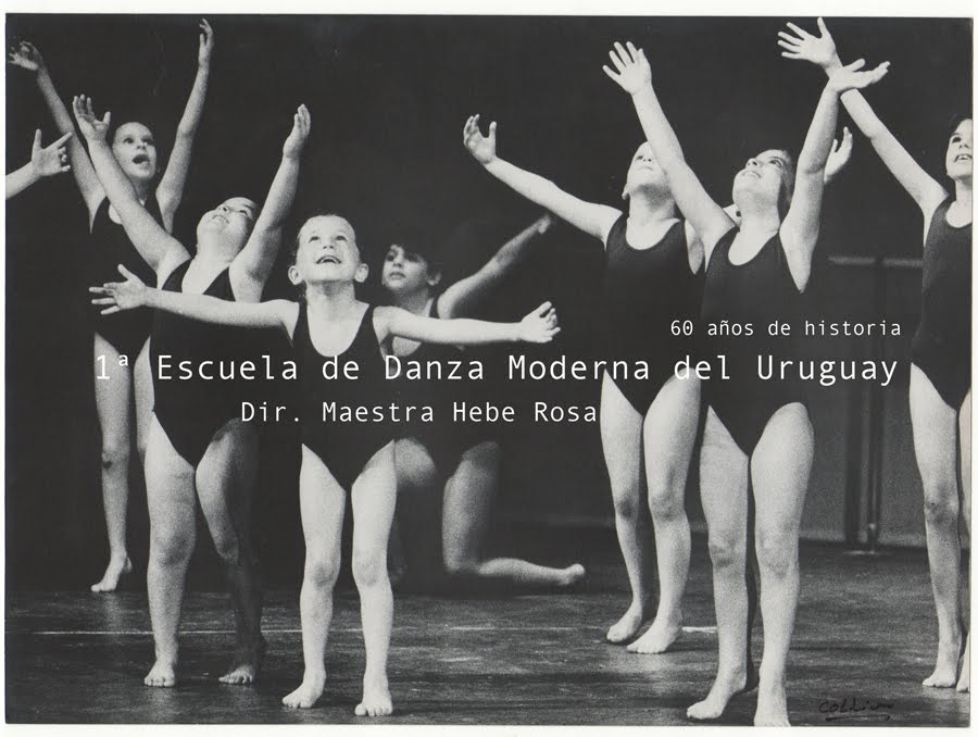 1ª ESCUELA DE DANZA MODERNA DEL URUGUAY