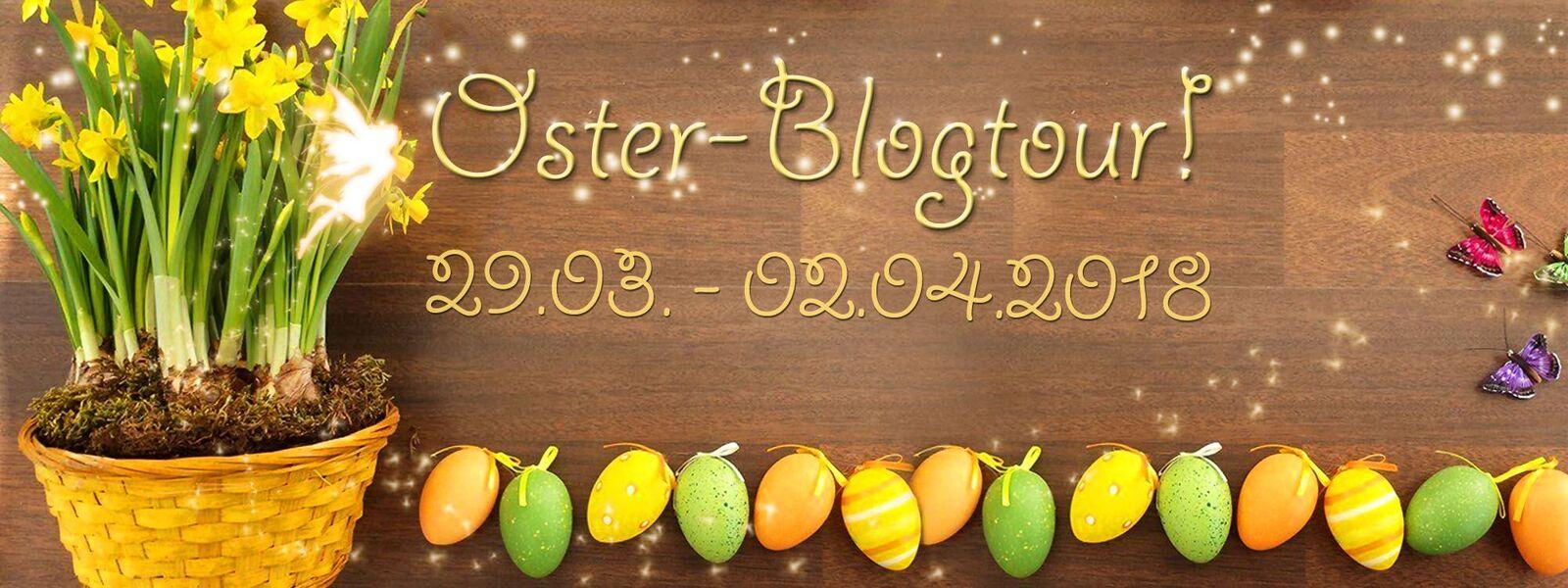 Oster Blogtour 2018