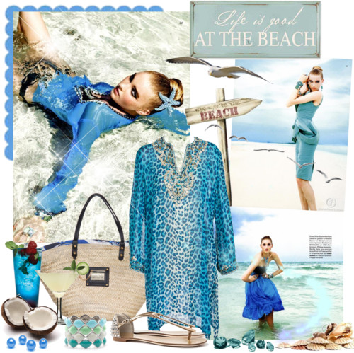 Beach Style: Life is Good at the Beach