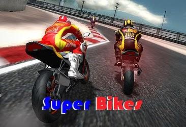 لعبة سباق موتسكلات Super Bikes