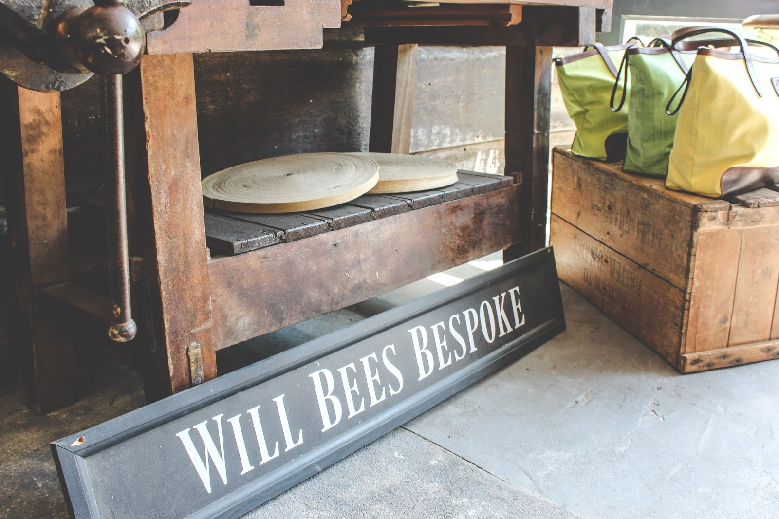 Will Bees Bespoke, Salcombe