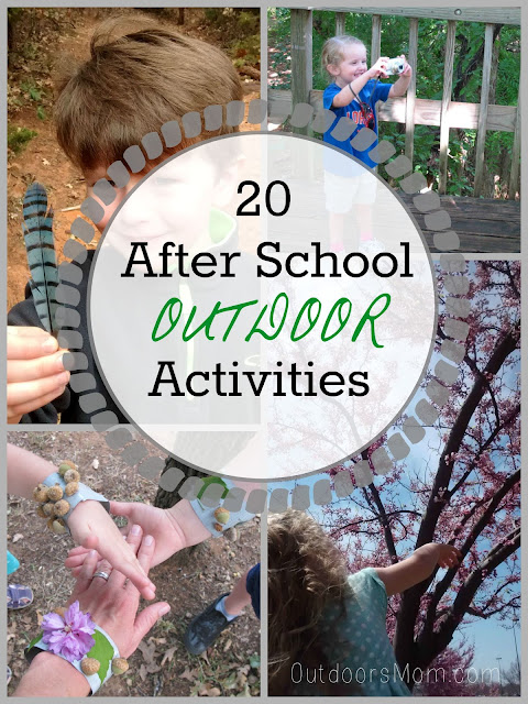 20 After School, Outdoor Activities