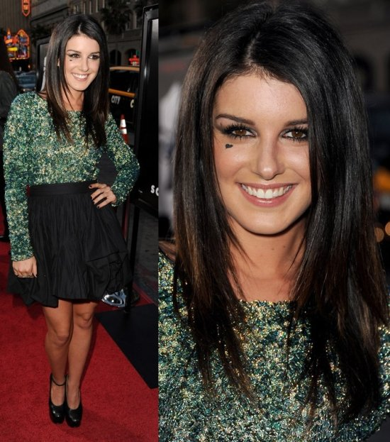 Heart Tattoo Shenae Grimes