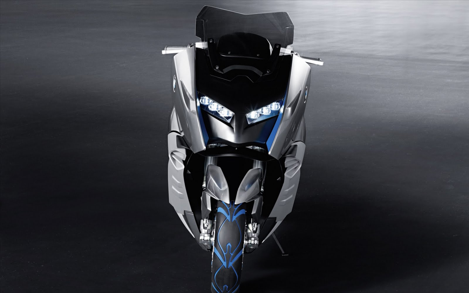 2010 BMW Scooter C Concept ~ CAR REPORT