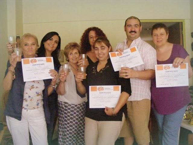 1ros. Egresadxs Curso Especialista en sexualidad y diversidad funcional