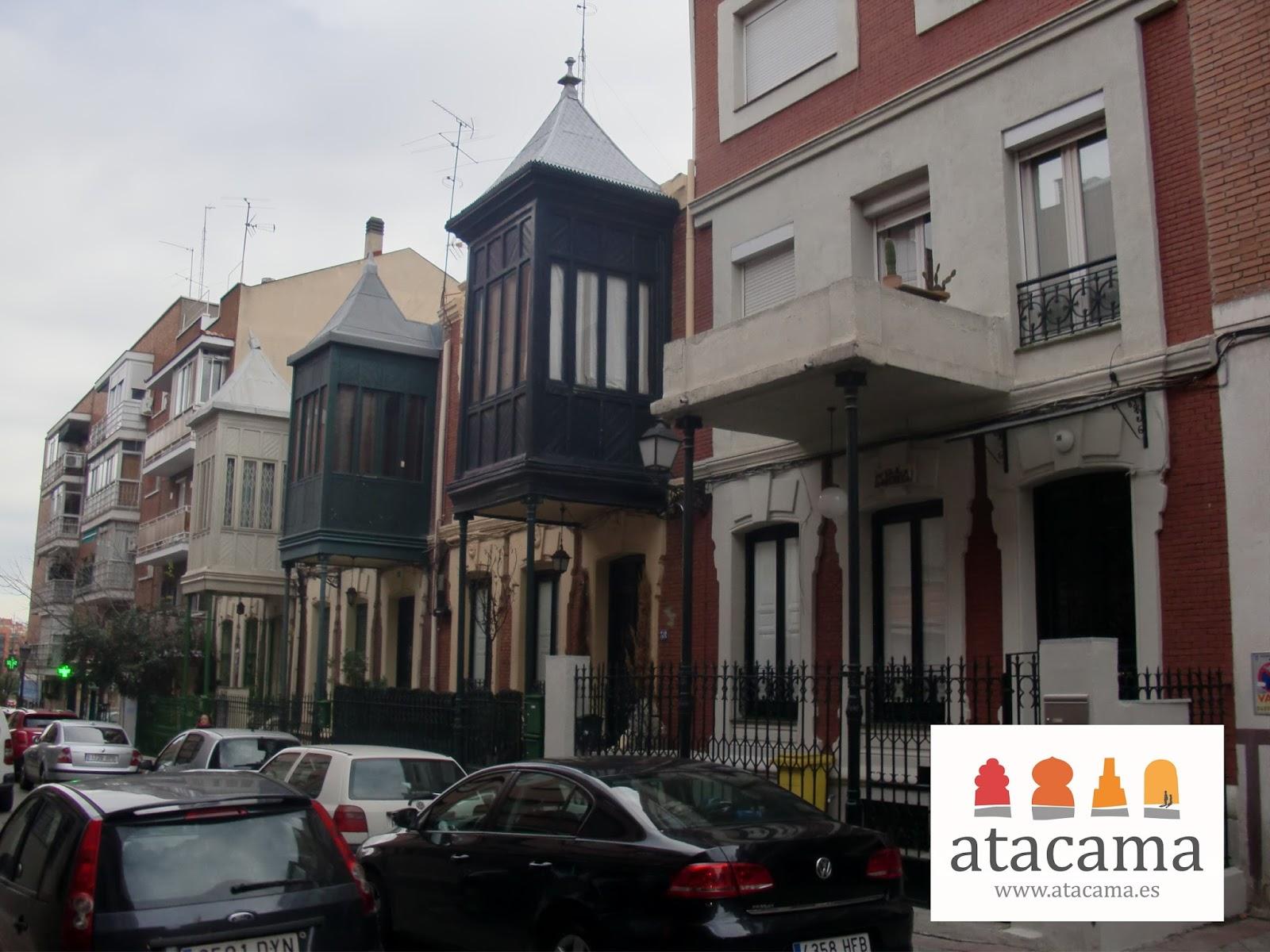 Atacama servicios culturales lo que queda del madrid moderno for Madrid moderno