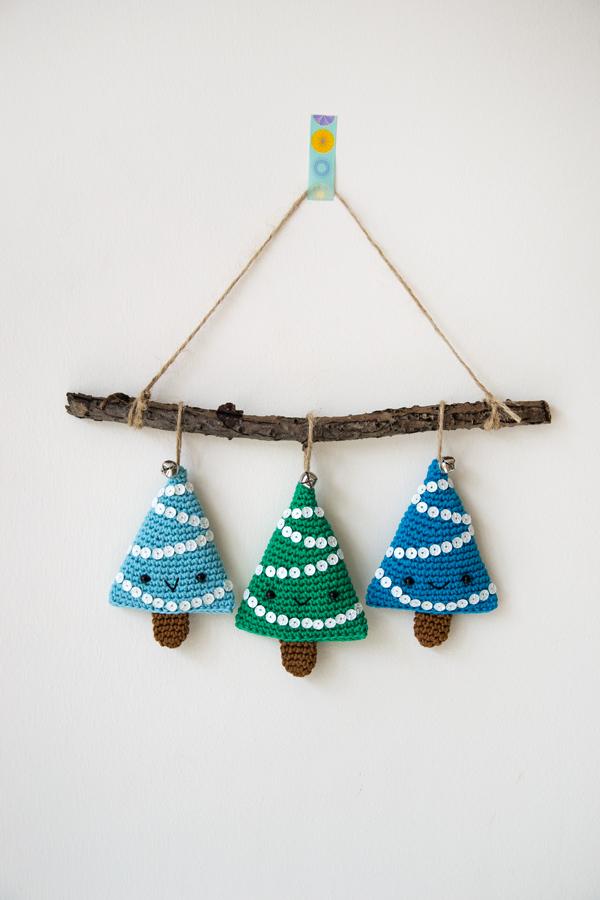 Amigurumi Christmas Tree Patterns : Airali design. Where is the Wonderland? Crochet, knit and ...