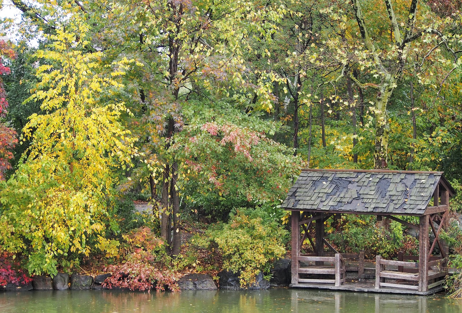 Boat House, #boathouse #fall #centralpark #nyc #fallincentralpark #fallinNYC 2014