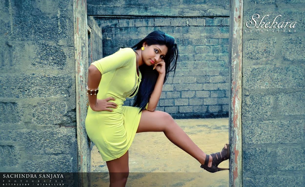 Shehara Sananayaka patta kakula hot ass