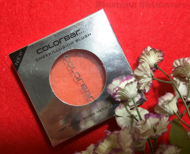 Colorbar New Cheek Illusion Blush Coral Craving