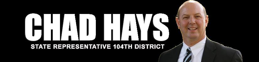 Illinois State Representative Chad Hays