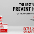 Prevent the Symptoms of Hangover with Never Too Hungover