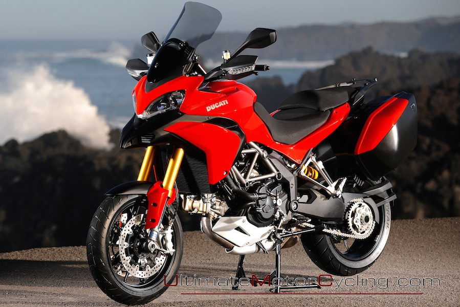 Auto Review  Ducati Multistrada