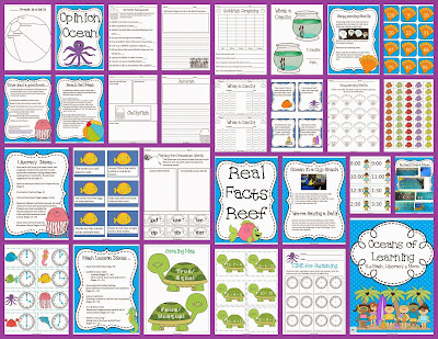 https://www.teacherspayteachers.com/Product/OceanBeach-Themed-Reading-Math-Centers-K-2-1225677
