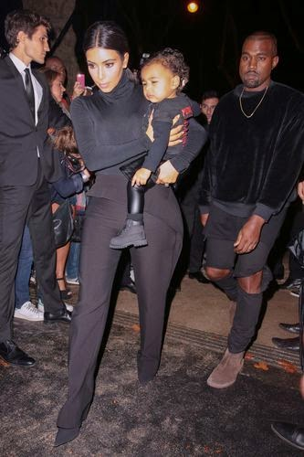 North West, Kim Kardashian,fashionista  , Fashion, baby
