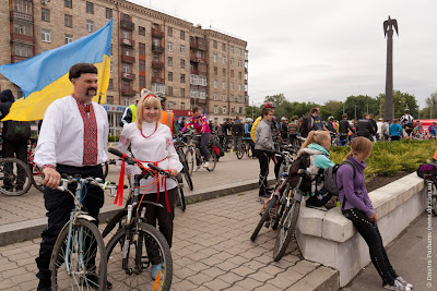 Велодень в Харькове