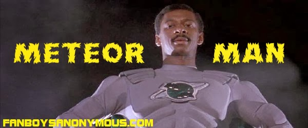 Writer director and actor Robert Townsend family superhero movie Meteor Man
