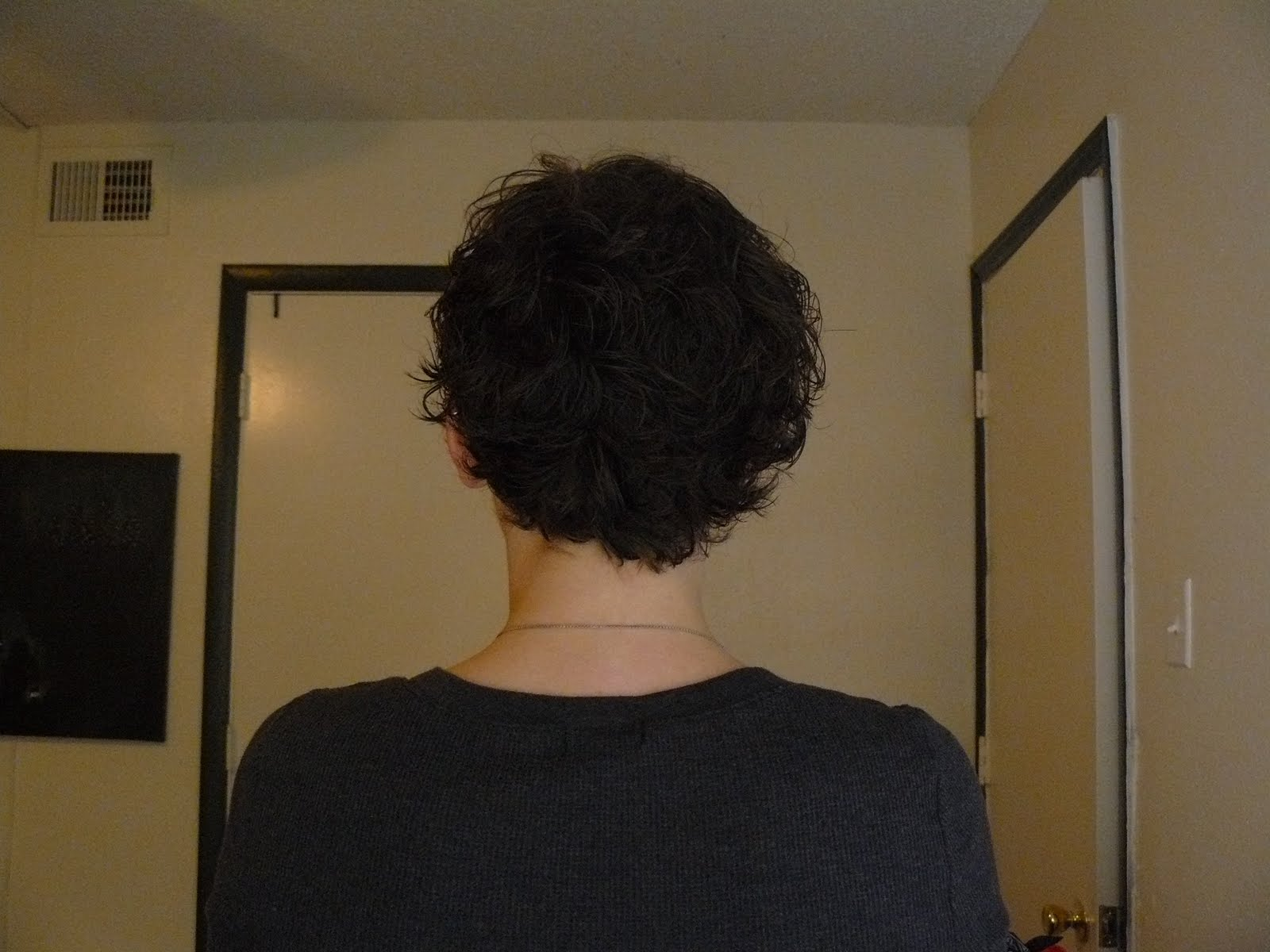 Adventures With Peachie The Pixie Cut Quest For A Curly Girl