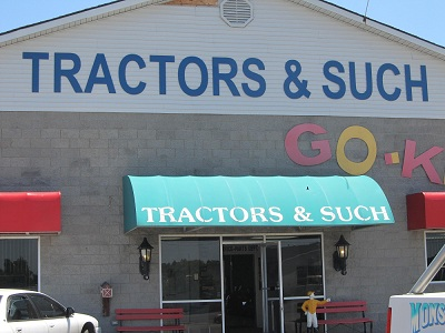 Tractors and Such, Inc.