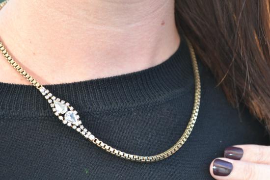 chloe + isabel necklace