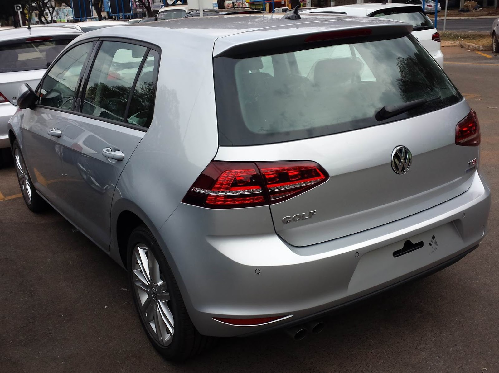 VW Golf TSI Automático DSG - 0KM