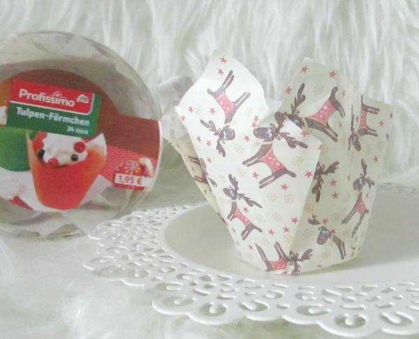 dm Lieblinge Box November 2014 -  Profissimo Tulpen-Förmchen* - 24 Stück - 1,95 €