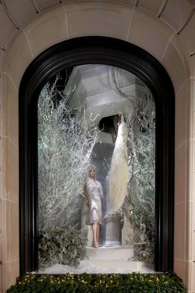 Exclusivas vidrieras de navidad por el mundo - Modelos de vidrieras ...