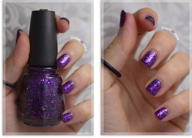 China Glaze Brand sparkin new year