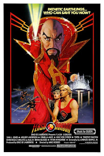 Flash Gordon poster and Amazon link