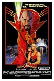 Flash Gordon poster and Amazon link