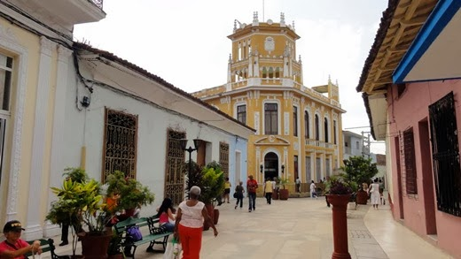 City of Trinidad, Cuba 10 cities to visit in the year 2014