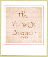 Mis premios:  2 versatile blogger