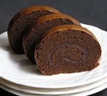berikut resep dan cara membuat kue bolu gulung cokelat resep